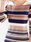 Truffle Stripe Top