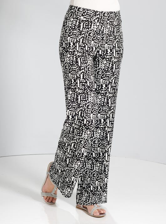 Supersoft Jersey Palazzo Trousers