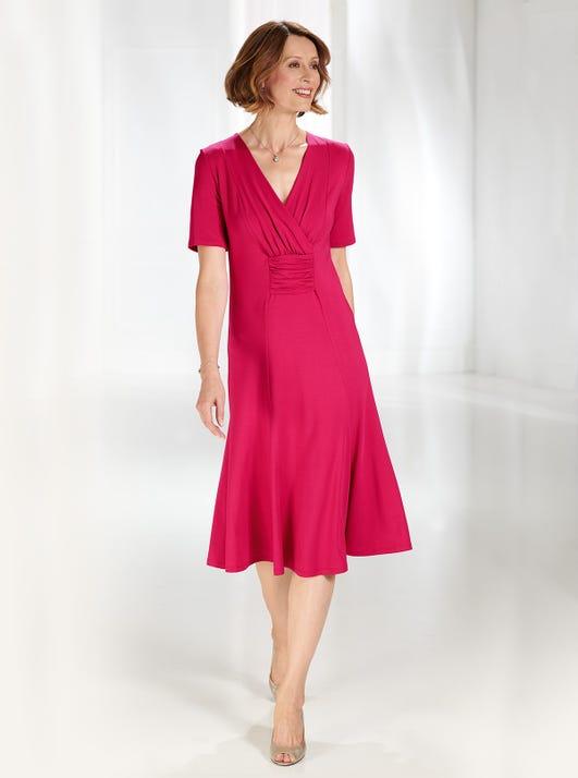 Schickes Kleid aus feinem Jersey