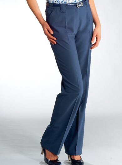 9023 - French Navy - Lightweight Michele Trousers