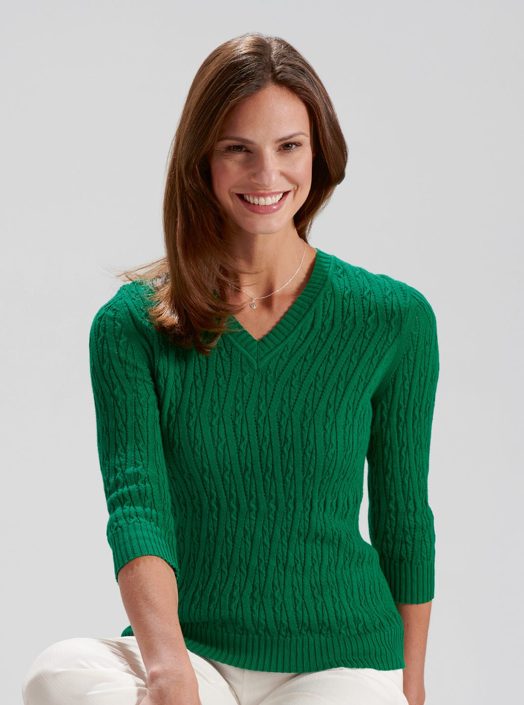 Supersoft Cotton Jumper