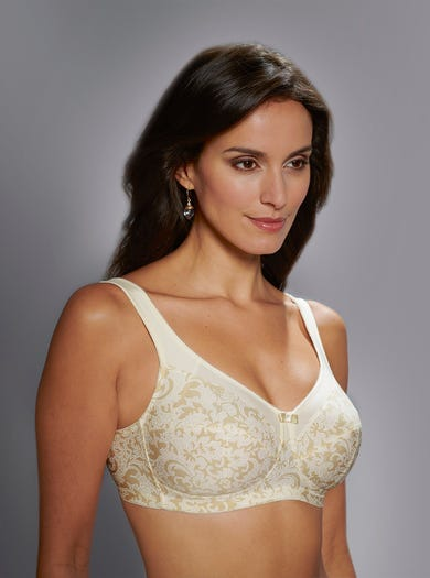 9213 - Ivory - Supportive Comfort Bra by Anita