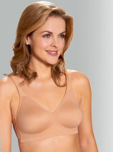 9248 - Natural/Skin - Non-wired Smooth Bra by Anita