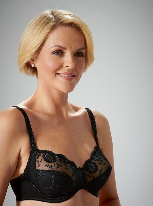 Supportive Underwired Bra by Felina
