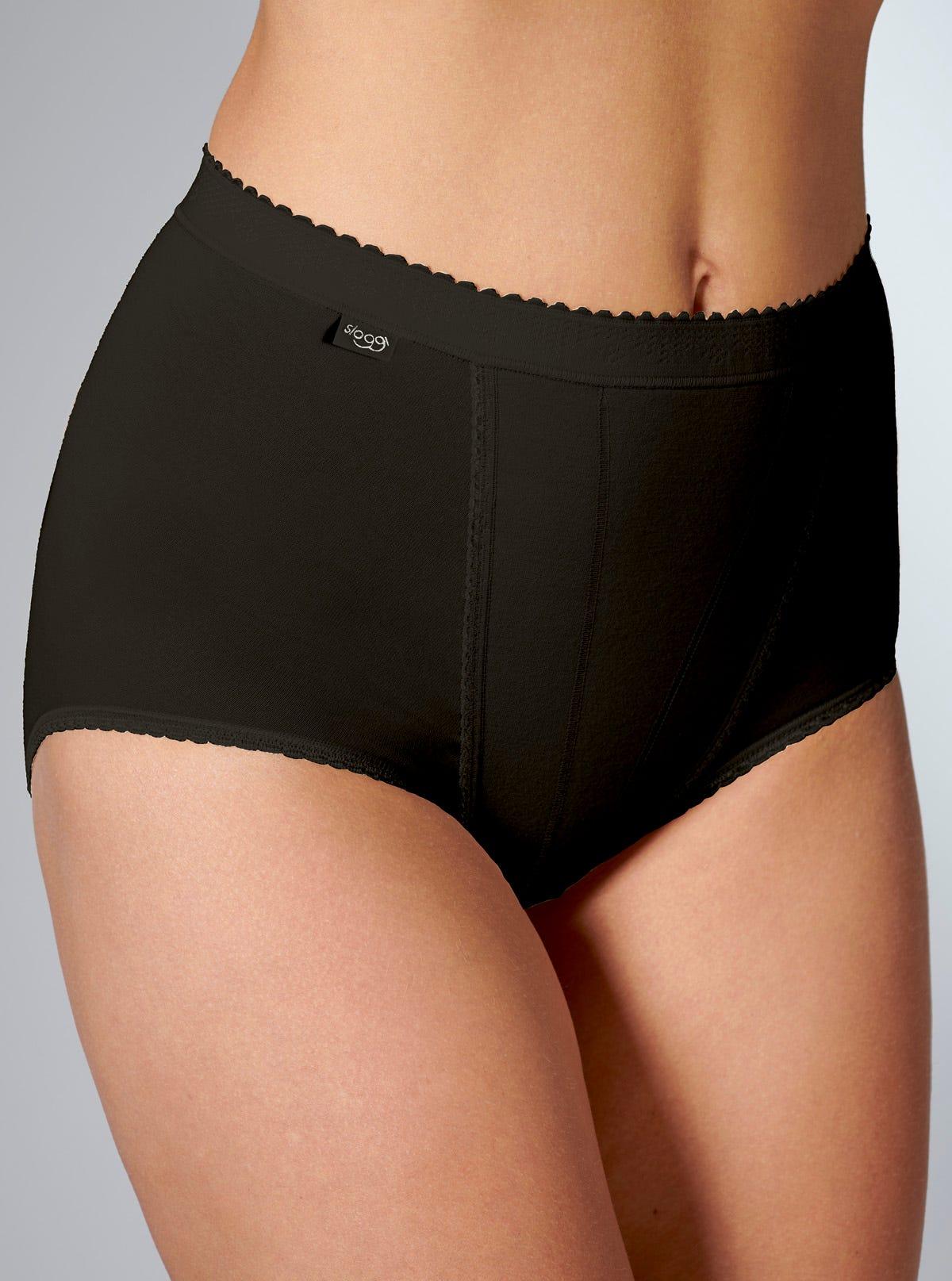 b2a603fa86 Sloggi Control Maxi Briefs - Control Underwear - Lingerie