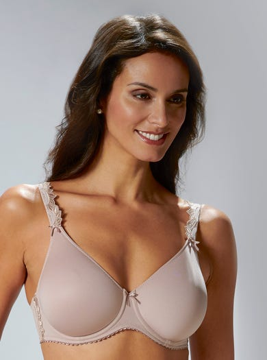 9290 - Smokey Quartz - Soft Ultralight Bra by Felina