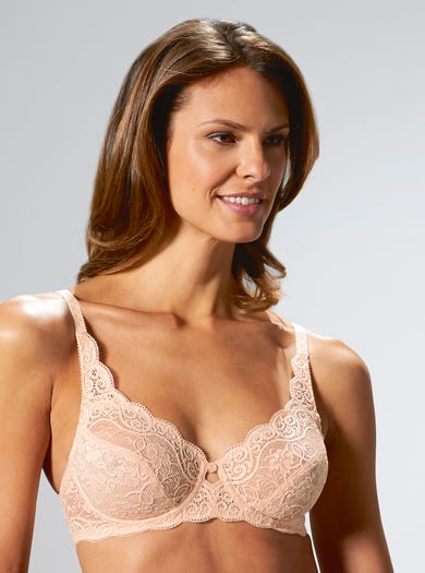 Amourette Underwired Bra by Triumph