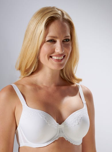 9331 - White - Lightweight T-shirt Bra by Triumph