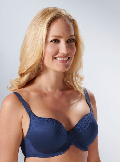 9331 - Navy - Lightweight T-shirt Bra by Triumph