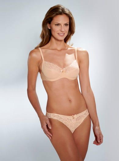 9376 - Cameo - High-cut Seam-free Briefs by Chantelle