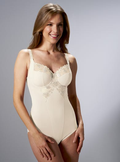 Pretty Embroidered Shaping Body by Prima Donna