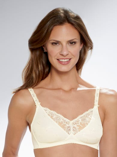 9396 - Vanilla - Soft Luxury Bra by Felina