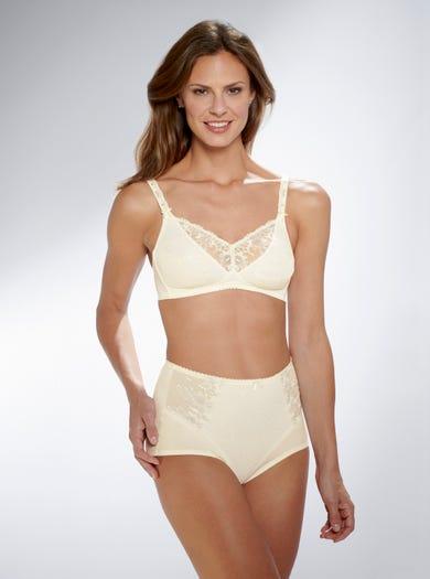 9396 - Vanilla - Soft Luxury Bra by Felina