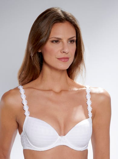 9420 - White - Everyday T-shirt Bra by Marie Jo
