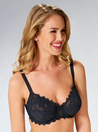 Supersoft Stretch Lace Arum Bra by Sans Complexe