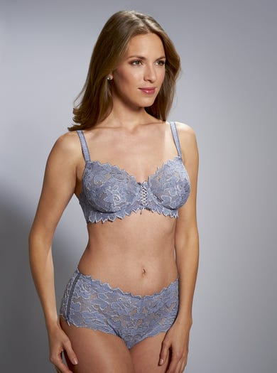 Soft Stretch Lace Brief by Sans Complexe