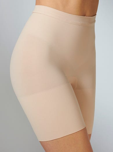 9499 - Nude - Sculpting Control Briefs by Spanx