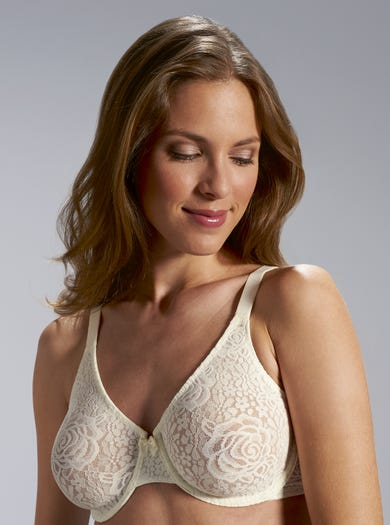 Supersoft Stretch Lace Bra by Wacoal