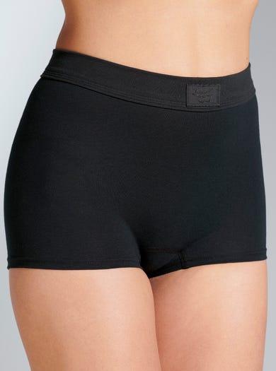 9576 - Zwart - Sloggi Double Comfort Shorts