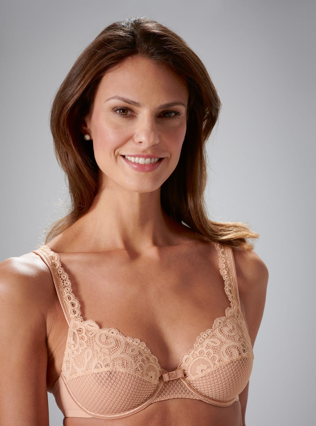 Soft Lace Bra by Maison Lejaby