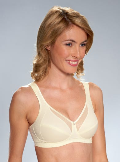 9610 - Champagne - Comfy Support Bra by Anita