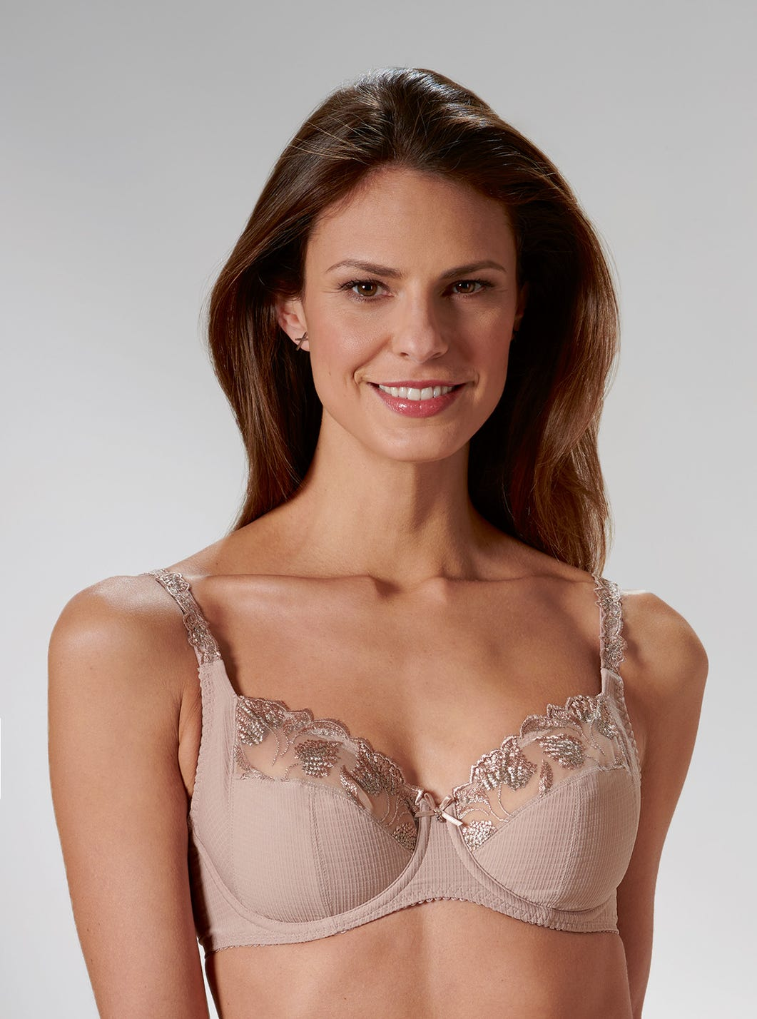 Forever Embroidered Bra by PrimaDonna