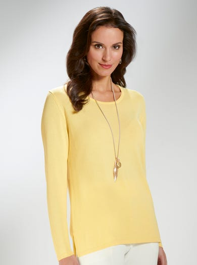 9813 - Primula - Zijdezachte tricot