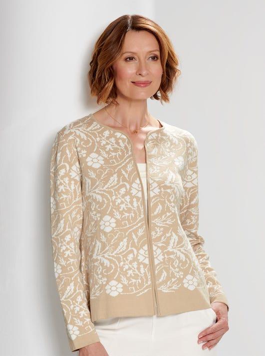 Luxury Cotton Cardigan