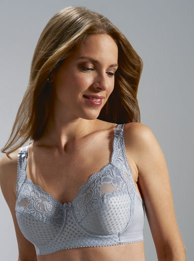 Soft Stretch Bra by Miss Mary of Sweden