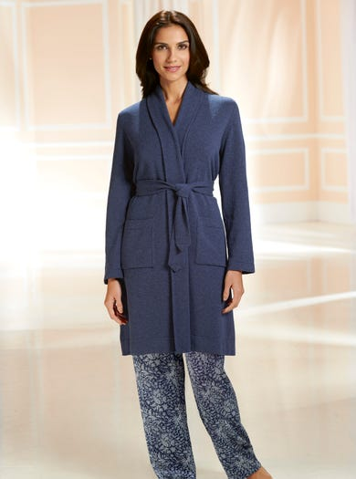 Cashmere and Merino Luxury Cardigown