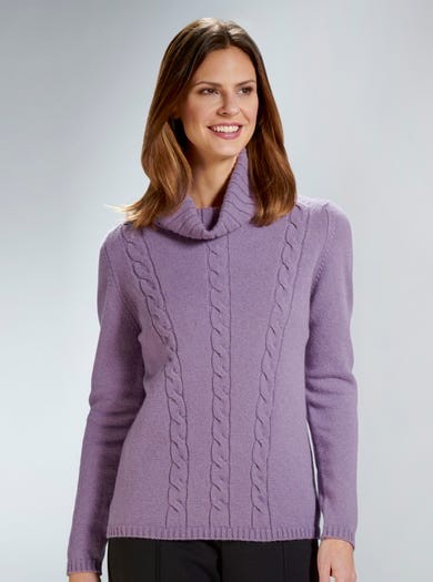 9889 - Heather - Easy Everyday Jumper