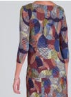 4521 Elegant Cowl Neck Top & 4527 Elegant Jersey Skirt