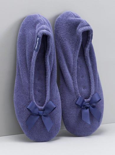 Cosy Ballerina Slippers