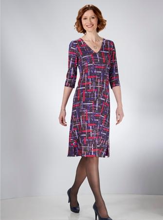 Fine Jersey Dress