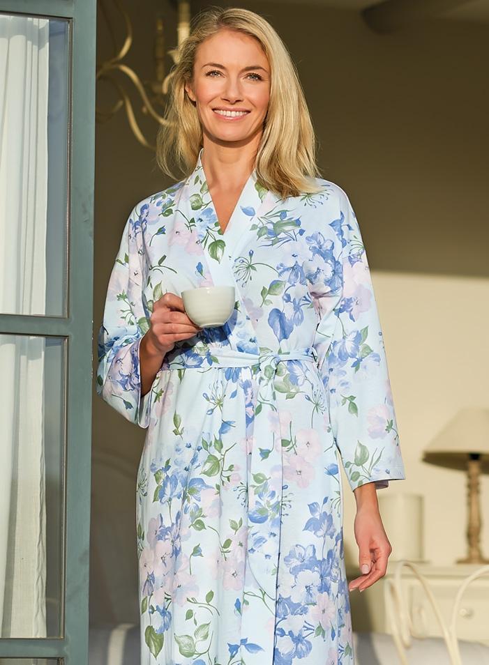 Kimono aus Jersey