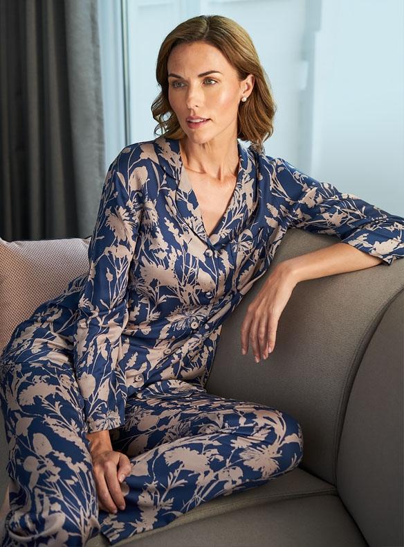 Luxury Satin Pyjamas
