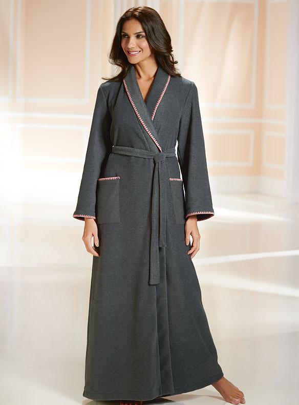 Soft Fleece Gown