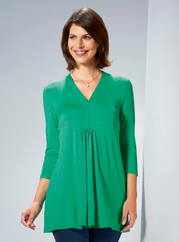 Easy Soft Jersey Tunic