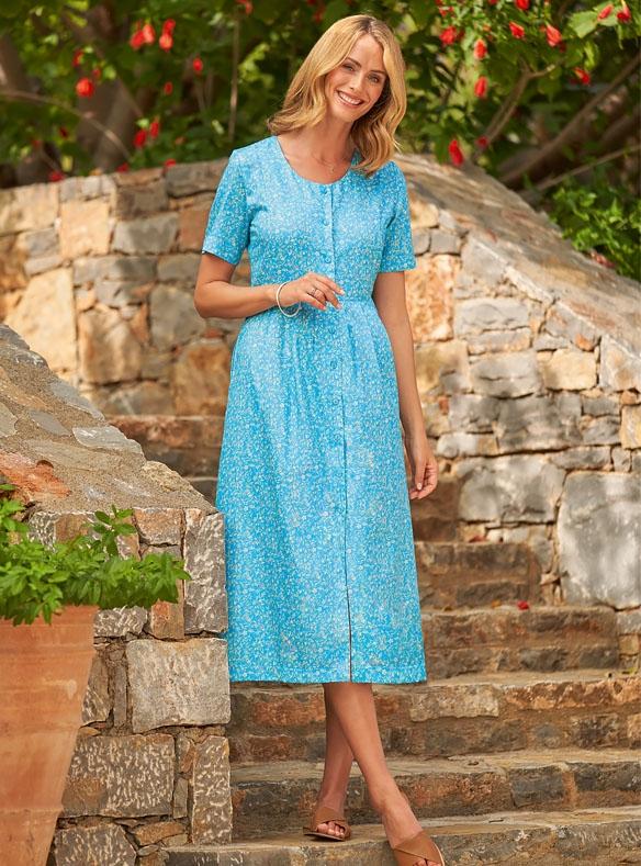 Fresh Cotton Dress