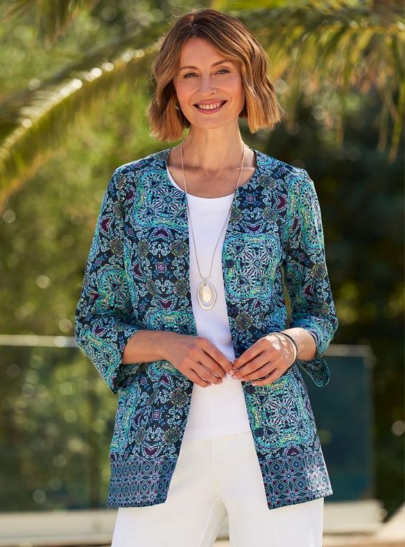 Luxury Cotton and Silk Shirt