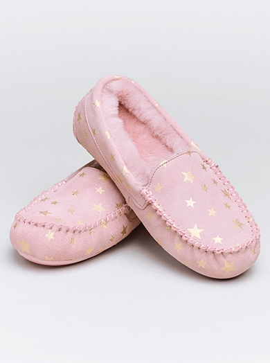 Luxury Moccasins