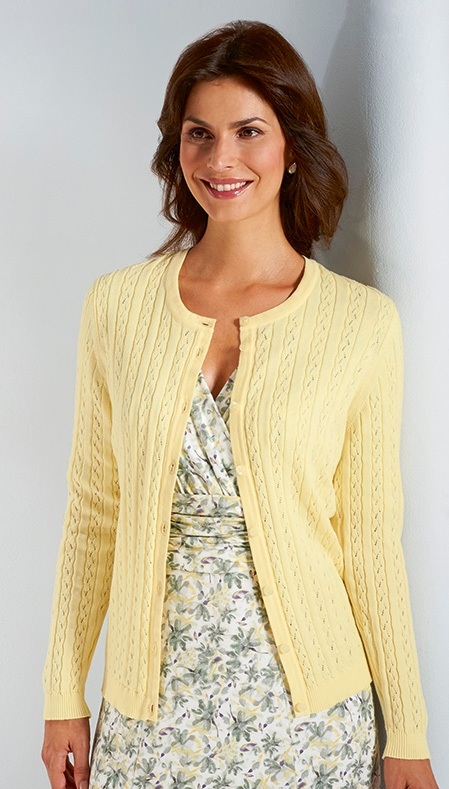 Soft Cotton Cardy