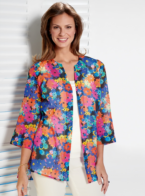 Cotton Voile Cover-up