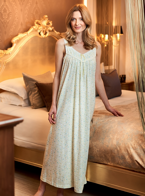 Luxury Cotton Nightie