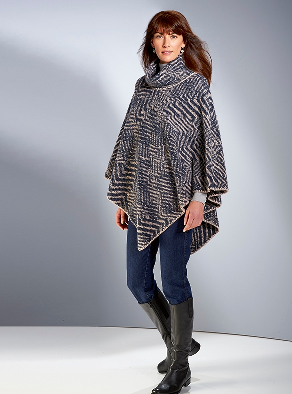 Go-anywhere Poncho