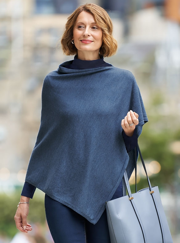 Supersoft Pull-on Poncho