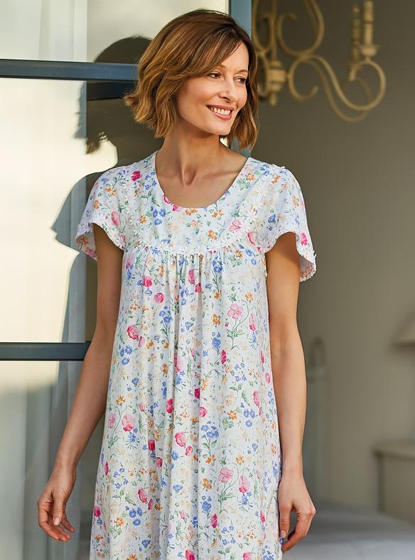 Summer Daisy Nightdress