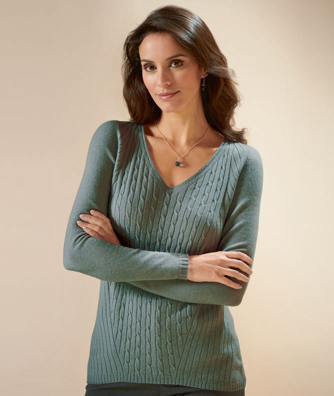 Knitwear in Natural Fibres