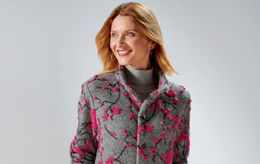 Cosy Coats & Jackets