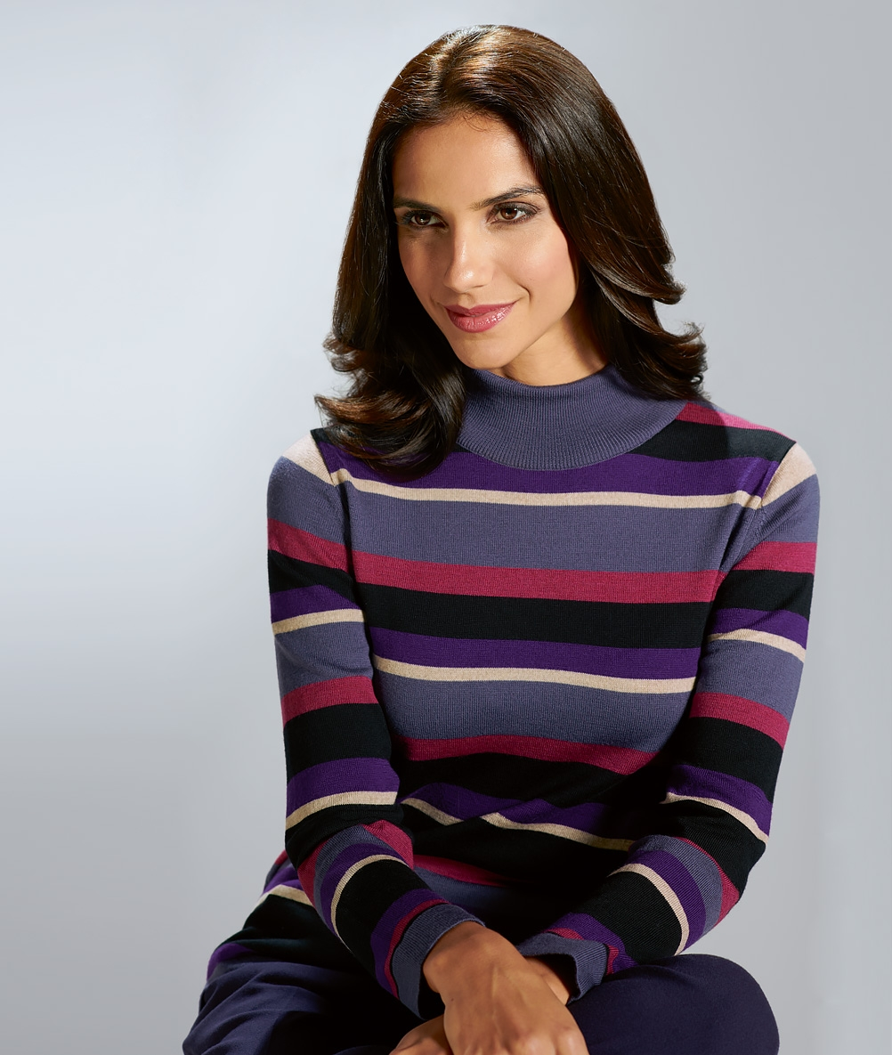 Knitwear in Natural Fibres